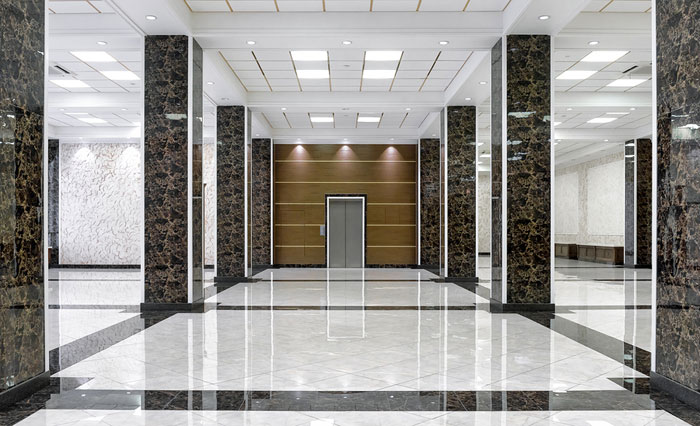 commercial flooring types
